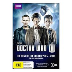 Doctor Who: The Best of the Doctor 2005 - 2011 DVD Brand New R4 Aust Matt Smith in Movies, DVDs & Blu-ray Discs | eBay