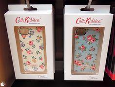 英Cath KidstonのiPhone 5用ケース「Cath Kidston for iPhone 5」が販売開始。 [In store now]#iPhone