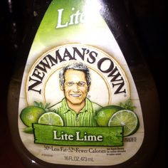 Perfect summer salad dressing..love lime