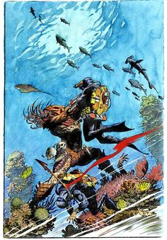 Predator Hell, 1997 Predator, Predator Color, Comics Predator, Alien  Predator Fav, Alien Vs, Comics Mark, Art Comics, Mark Schultz