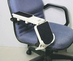 Armrest Attachment for Office Chair Chair not Included | eBay