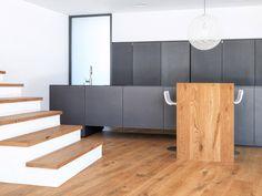 OAK Country, brushed, natural oil I Kitchen I natural wood floors I mafi.com