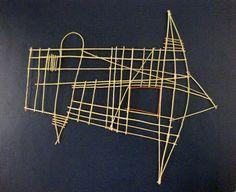 polynesian stick chart pinterest - Google Search