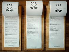 psychology menu design and design on pinterest ideas and examples - Menu Design Ideas