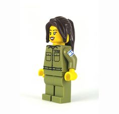 Welcome to Jbrick, your source for Jewish themed custom LEGO® sets! At jbrick, we buy genuine LEGO® elements and design a custom set. Lego Minifigs, Lego Duplo, Custom Lego Sets, Making Aliyah, Israeli Flag, Lego Military, Female Soldier, Lego Stuff, Crochet Purses