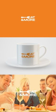 Eat logo by Motyf