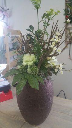 #zijdebloemen #Noordziede #silkflowers #arrangement