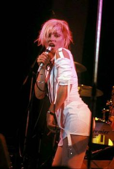 Debbie Harry ~ Sultry Hot & WILD <3 Get me Any Time Lover