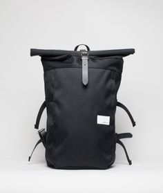c4c017148c43 Nanamica Cycling Pack  A sleek black bag that s as stylish as it is  functional