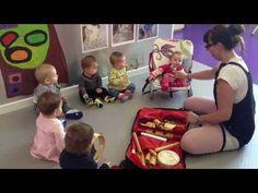 Estimulación musical en bebés. Algo para Recordar - YouTube