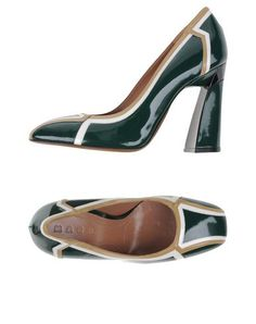 Marni Women Pump on YOOX.COM. The best online selection of Pumps Marni. YOOX.COM exclusive items of Italian and international designers - Secure payments