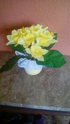 Daffodil arrangement