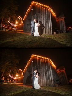 Evening weddings make for a beautiful occasion at the Majors Barn! Fall Wedding, Our Wedding, Wedding Events, Weddings, Kansas City Missouri, Portrait Photographers, Barn, Photoshoot, In This Moment