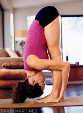Forearm Balance Preparation
