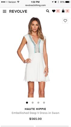 764aac844d Silk beaded dress White Beaded Dress
