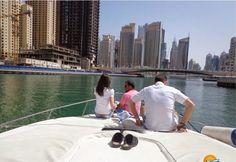 Dubai Trip - Sea ride