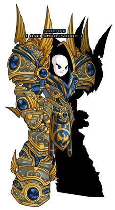 BattleMage Armor (Non-AC) - AQW