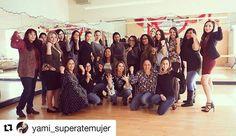 #Repost @yami_superatemujer  Felicidades a las Súper Mujeres que disfrutaron y aprendieron en nuestra fiesta reunión de Febrero  Próximamente transmitiremos en VIVO para nuestras amigas en toda LATINO AMERICA #SuperateMujer #International Comparte las noticias para que estén pendientes amigas @aurora_garcia1229 @soygabbix @palabrasquesanan