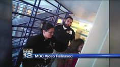 MDC investigates jail officer after lapel video released