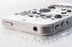 Liquipel: Water Proof Coating for the iPhone    If you have a bad habit of dropping your phones into water, this process of coating your phone is for you.