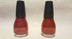 SINFUL COLORS PROFESSIONAL NAIL POLISH by KYLIE JENNER ~Set of 2 ~ Reds ~ #SinfulColors