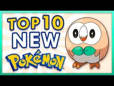 Top 10 Pokemon in Sun and Moon - YouTube