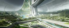 concept art elysium - Google Search