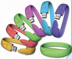 AiL Brand Bracelet USB Flash Drive Disk Pendrive (USB-Bracelet) - China USB Flash Drive;USB Flash Disk;USB Pendrive, AiL