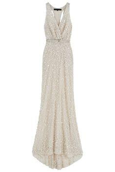 Elie Saab Sequin Gown by PinselSara