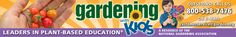 ****Gardening with Kids.org****   Kids gardening tools made in USA, outdoor furniture & garden decorations, composting, lots of outdoor education and garden products