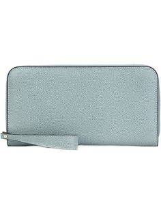Ziparound Leather Wallet Valextra Outlet Pay With Visa Cost Cheap Price Footlocker Pictures Free Shipping Lowest Price Discount Release Dates JGgz4fu