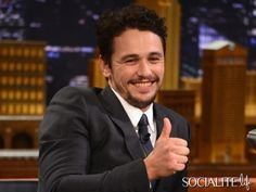 Remember That Time James Franco Tried Hooking Up With A 17-Year-Old Girl Through Instagram?