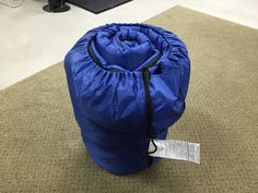 You can rent a sleeping bag in Vancouver BC on the PeerRenters app for just $12/day or $30/week.