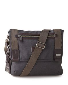 Alpha Bravo Beale Mini Messenger Bag by Tumi at Neiman Marcus.