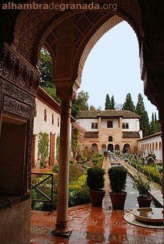 The Alhambra Granada, Spain, UNESCO, World Heritage Site, 1984