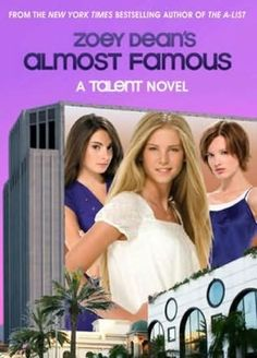Almost Famous  (Talent, book 2) [read already]