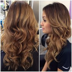 1000 ideas about honey balayage on pinterest balayage