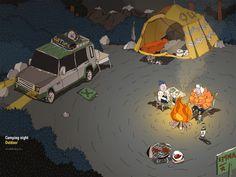 2012 1/4 Illustrations on Behance