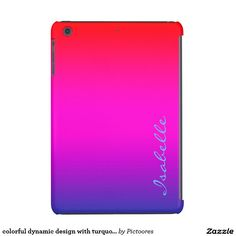 #colourful #dynamic #gradient  #iPad #covers