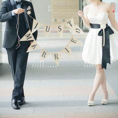 WEDDING REPORT とびっきりオシャレな wedding