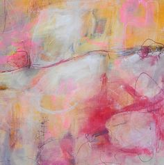 Pink summer | Sandrine Merrien