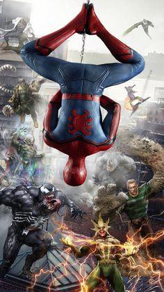 Vilões do Homem Aranha