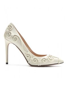Holiday Shoe Report: Opulence Is In