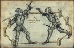 15th century manusccript medieval dressing gown manuscript - Google Search