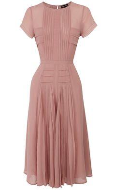 Warehouse Blush Pink Dress, £70