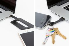 The ChargeCard & The ChargeKey