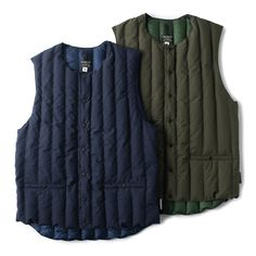 "Six Month DOWN ""DICROS"" Vest 
