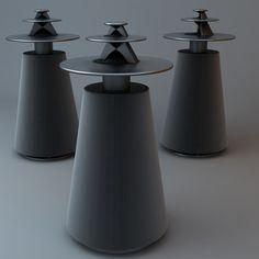Bang & Olufsen BeoLab 5 Speakers