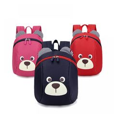 Cheap mochila escolar, Buy Quality backpack kindergarten directly from China toddler backpack Suppliers: Age Toddler backpack Anti-lost kids baby bag cute animal dog children backpack kindergarten bear school bag mochila escolar Cheap School Bags, School Bags For Kids, Kids Bags, Girls School, Daycare School, School Children, Pre School, Boys Backpacks, School Backpacks