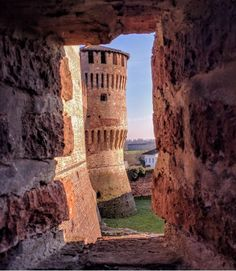 Soncino, Cremona province, Lombardy, Italy.